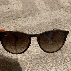 Erika Ray Ban glasses